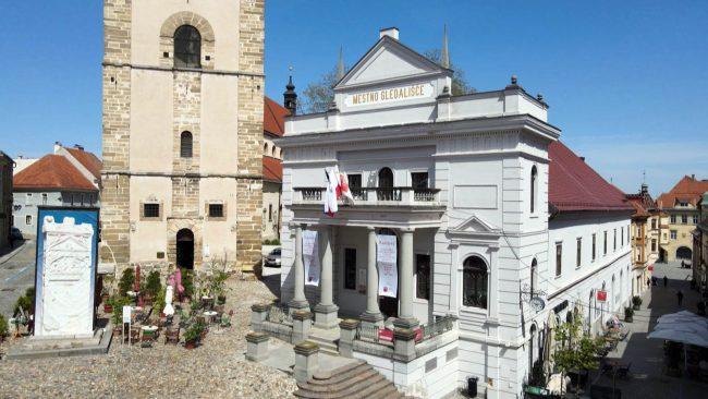 Mestno gledališče Ptuj ostaja zaprto