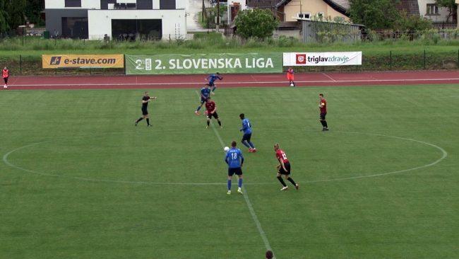 Nogometaši Drave z zmago obstali v drugi ligi