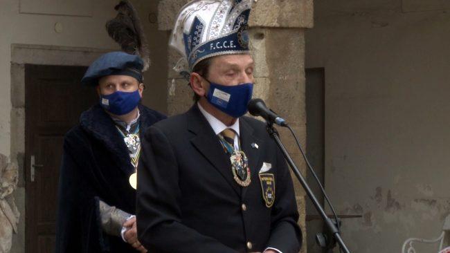 Branko Bromen še za tri leta izvoljen za generalnega sekretarja Združenja evropskih karnevalskih mest – FECC