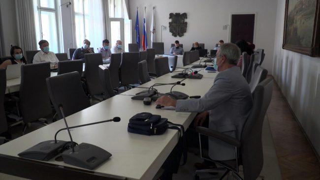 Glavna tema Kolegija županov Spodnjega Podravja ponovno vodovod