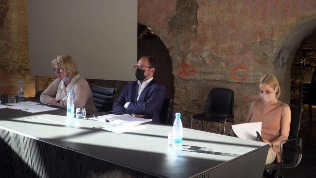 Delovni obiski ministra za infrastrukturo Jerneja Vrtovca na Ptuju