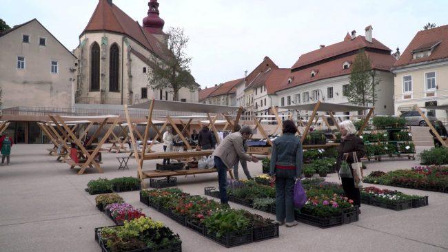 Plečnikovo nagrado za leto 2021 je prejel projekt Tržnice Ptuj