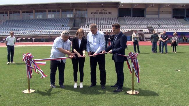 Otvoritev športne infrastrukture