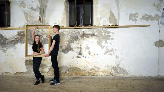 Poslovilna predstava v Stari steklarski delavnici