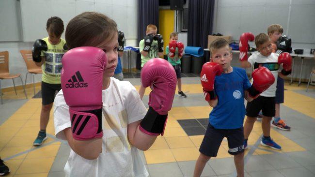 Poletna šola boksa