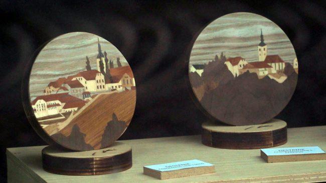 21 občin Podravja je upodobil Vojo Veličković