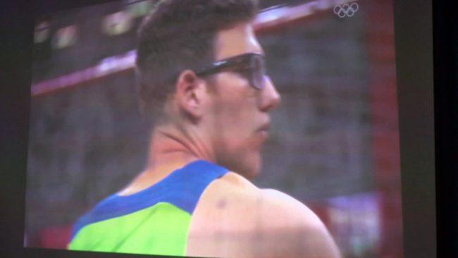 Kristjan Čeh peti na olimpijskih igrah v metu diska