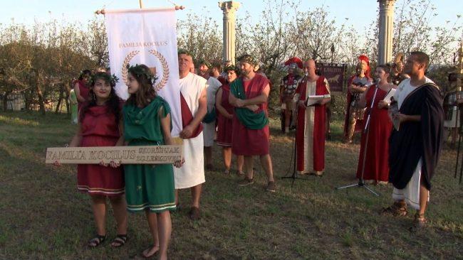 Pred nami so 14. Rimske igre