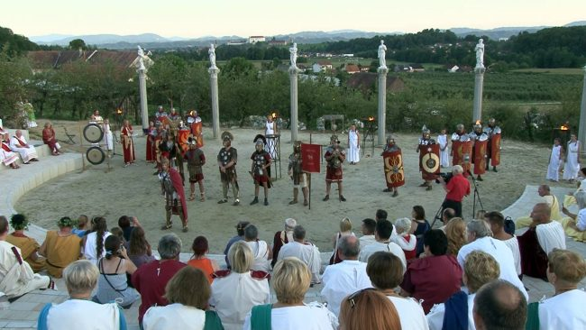 14. Rimske igre