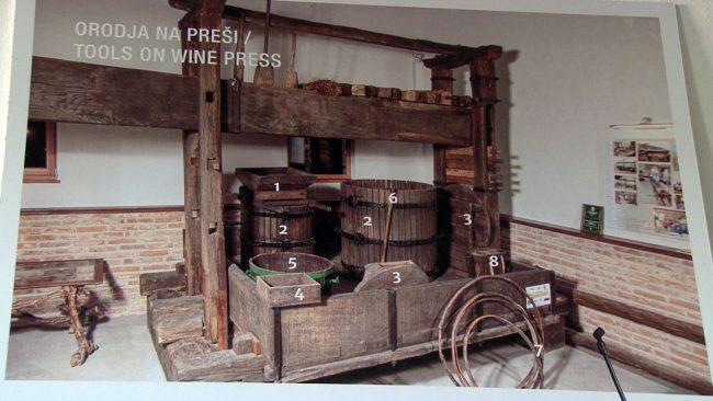Vinogradniški muzej na Mestnem vrhu