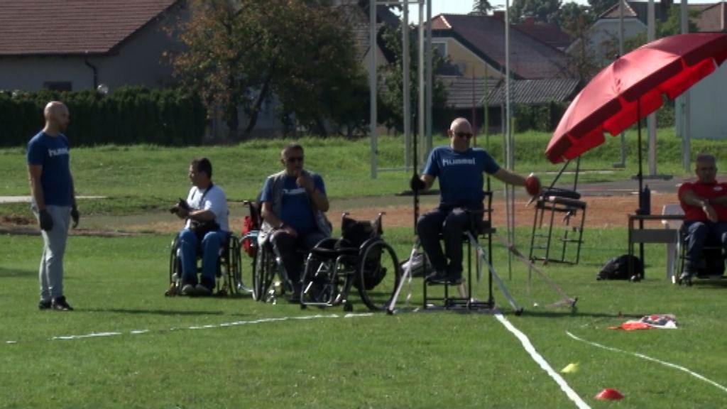 Na Ptuju je bilo atletsko invalidsko tekmovanje