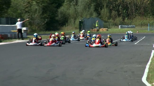 Množične in kvalitetne karting dirke