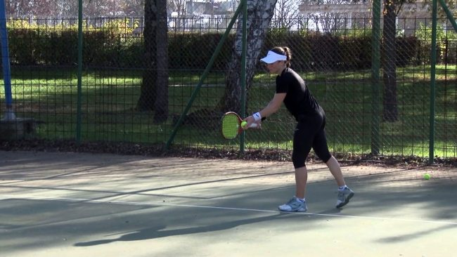 Tamara Zidanšek igrala v drugem krogu turnirja v New Yorku