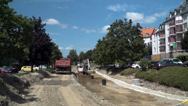 Rekonstrukcija Ulice 5. prekomorske