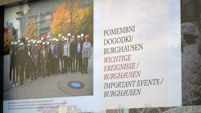 Ptuj – Burghausen, razstava ob 20. obletnici partnerstva