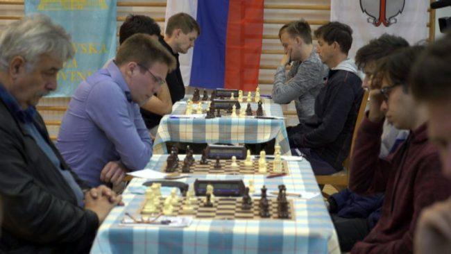 Državna članska liga 2021 v šahu
